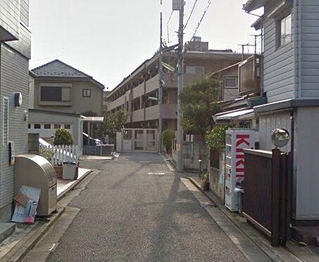 アパート-世田谷区北烏山7丁目 前面道路