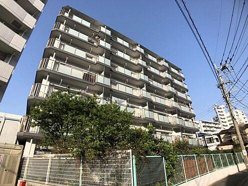 区分マンション-福岡市中央区港3丁目 現地外観写真です。