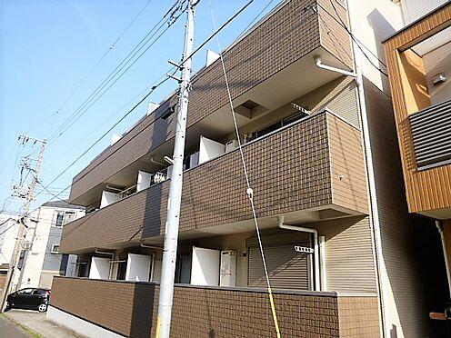 アパート-横浜市神奈川区入江1丁目 3駅3路線利用可能です。