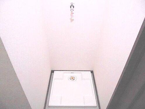 アパート-彦根市新町 洗濯器用防水パン