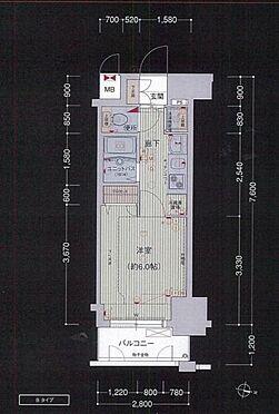 マンション(建物一部)-名古屋市中村区則武2丁目 間取り