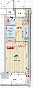 マンション(建物一部)-名古屋市中区大須1丁目 間取り
