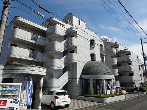区分マンション-京都市南区唐橋平垣町 綺麗な外観