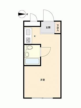 マンション(建物一部)-札幌市中央区南6丁目 間取り