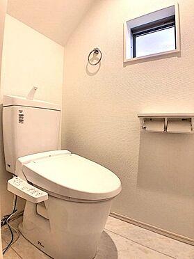 中古一戸建て-名古屋市緑区乗鞍1丁目 トイレは1階と2階にございます!