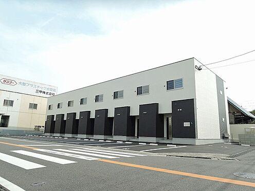 アパート-北九州市小倉南区横代北町2丁目 外観