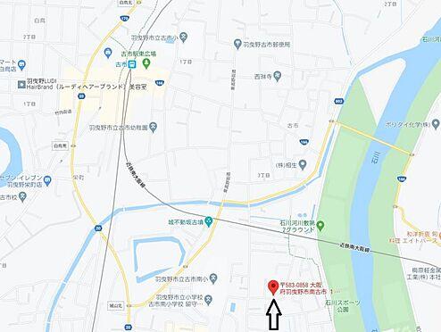 店舗・事務所・その他-羽曳野市南古市1丁目 その他