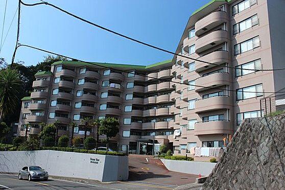 中古マンション-伊東市富戸 最上階のパノラマ、相模湾・大島を望む