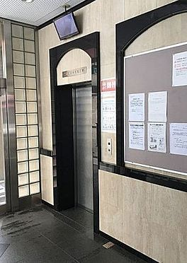 区分マンション-大阪市西成区千本南1丁目 防犯カメラ付きのエレベーターあり