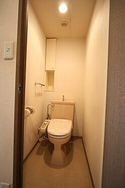 マンション(建物一部)-越谷市大字南荻島 トイレ