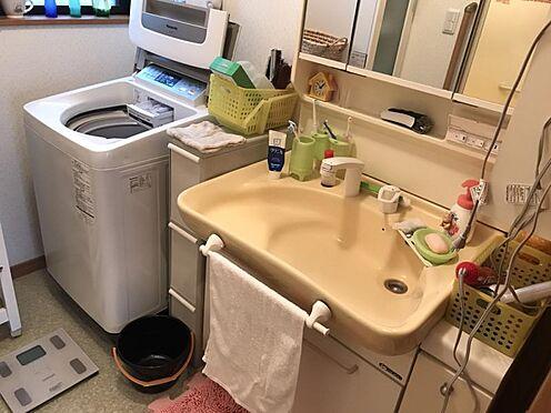 中古一戸建て-知多郡東浦町大字緒川字丸池台 シャンプーもできる洗面台