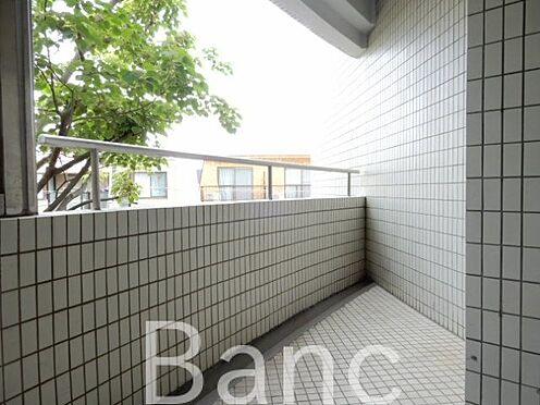 中古マンション-世田谷区若林4丁目 広々バルコニー