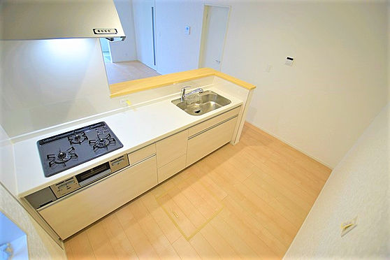 新築一戸建て-仙台市青葉区桜ケ丘5丁目 キッチン