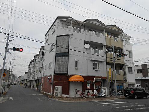 マンション(建物全部)-大阪市東住吉区矢田1丁目 外観