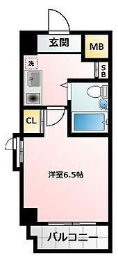 区分マンション-大阪市淀川区塚本4丁目 水まわりと居室をわけた暮らしやすい間取り