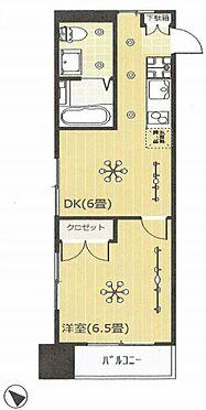 区分マンション-横浜市西区中央2丁目 間取り