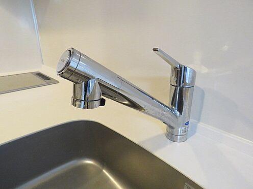 中古マンション-町田市三輪緑山1丁目 浄水カートリッジ内蔵のシャワー水栓