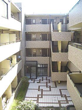 マンション(建物一部)-杉並区永福3丁目 中庭