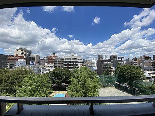 マンション(建物一部)-名古屋市東区泉2丁目 バルコニー