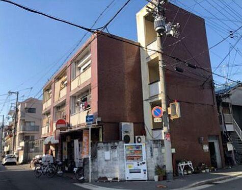 マンション(建物全部)-大阪市住吉区山之内1丁目 間取り