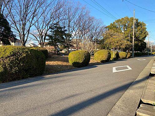 土地-春日井市東野町3丁目 西側前面道路幅員約6.0m