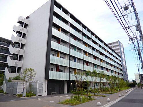 中古マンション-川崎市中原区中丸子 外観