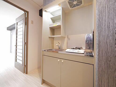 マンション(建物一部)-札幌市北区北十三条西3丁目 キッチン