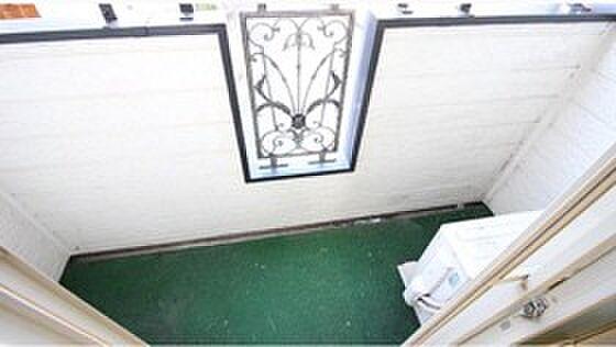 アパート-我孫子市我孫子3丁目 ハイムプリマヴェーラ 収益アパート 事業用一括のバルコニーです