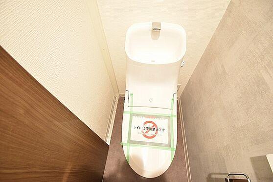 中古マンション-墨田区千歳1丁目 トイレ