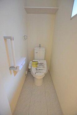 新築一戸建て-仙台市青葉区落合5丁目 トイレ