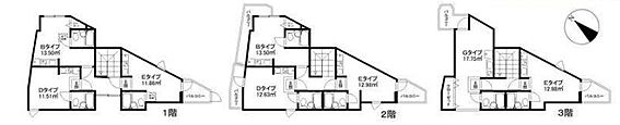 マンション(建物全部)-北区赤羽西2丁目 エマーレ赤羽西・ライズプランニング