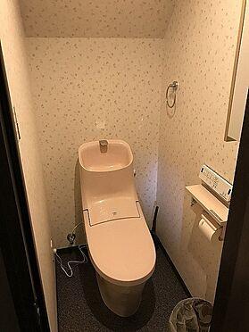 中古一戸建て-京都市下京区上三之宮町 トイレ