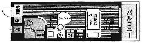 区分マンション-神戸市長田区大橋町3丁目 室内に洗濯機が置けます