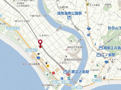 マンション(建物一部)-藤沢市片瀬海岸3丁目 その他