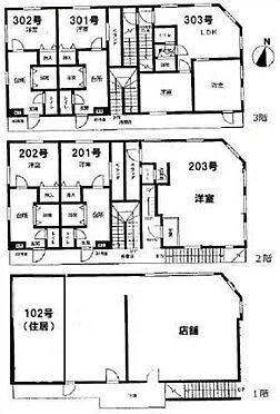マンション(建物全部)-松戸市東平賀 メゾン・ド・ボア・収益不動産