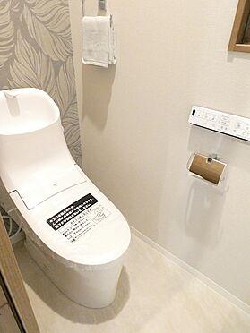 中古一戸建て-中央区佃1丁目 3階トイレ(温水洗浄機能付き)
