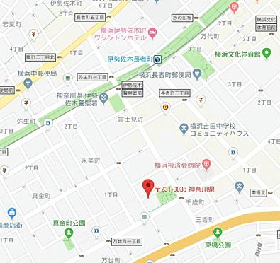 マンション(建物一部)-横浜市中区山田町 その他