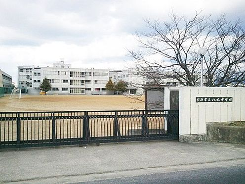 土地-橿原市木原町 八木中学校 徒歩 約15分(約1200m)