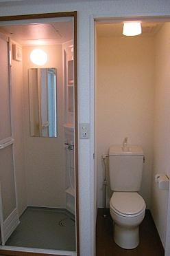 アパート-中野区弥生町3丁目 シャワールーム トイレ別