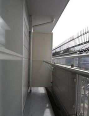 マンション(建物全部)-箕面市粟生間谷西3丁目 バルコニーです。