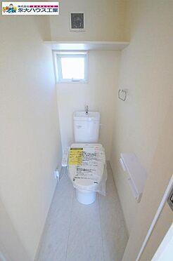 新築一戸建て-仙台市青葉区新坂町 トイレ
