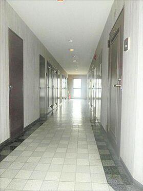 マンション(建物一部)-台東区入谷1丁目 廊下です。