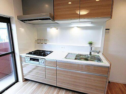 マンション(建物一部)-川崎市麻生区上麻生6丁目 キッチン