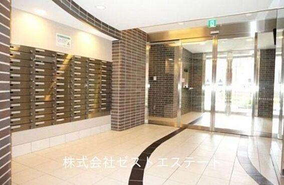 マンション(建物全部)-大阪市都島区東野田町5丁目 清潔感のある共用部