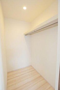 新築一戸建て-仙台市宮城野区白鳥2丁目 収納