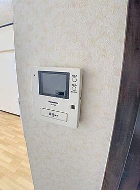 区分マンション-名古屋市中川区五女子1丁目 来客時に便利、TVモニター付きインターホン。