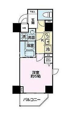 マンション(建物一部)-横浜市南区二葉町3丁目 間取り