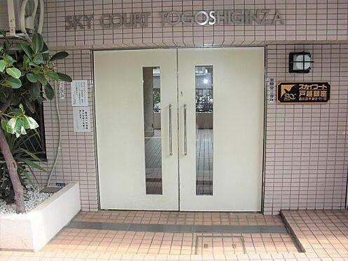 区分マンション-品川区平塚2丁目 エントランス
