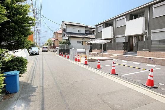 アパート-藤沢市辻堂太平台1丁目 前面道路
