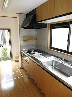 戸建賃貸-水戸市けやき台2丁目 キッチン